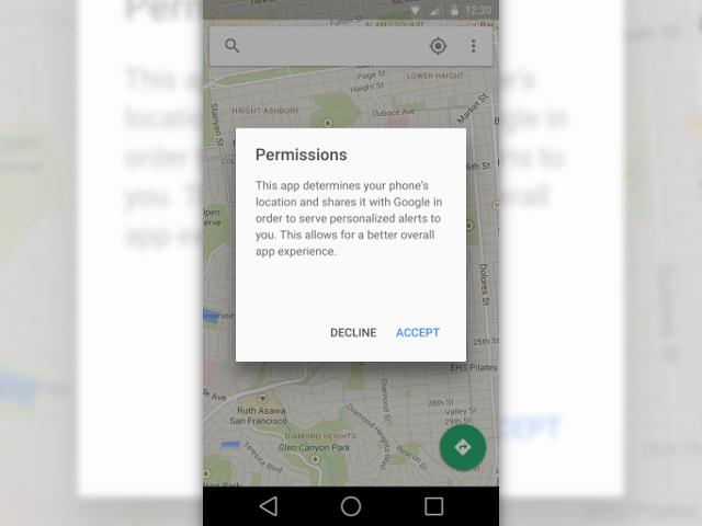 Android L va-t-il permettre une meilleure gestion des permissions ?