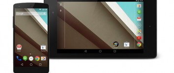 Image Android L Preview