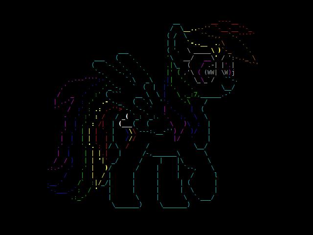 L'ASCII, c'est tout un art