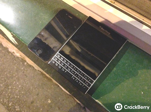 Photo BlackBerry Passport : image 3