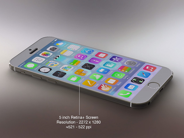 Concept iPhone 6 : image 1