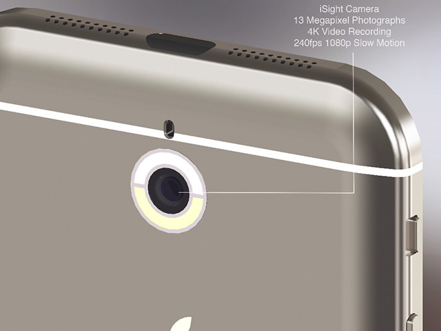 Concept iPhone 6 : image 6