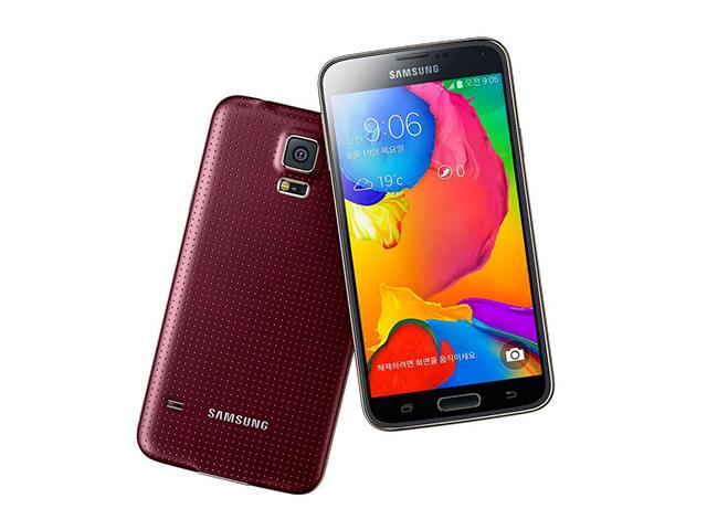 Galaxy S5 LTE-A Europe