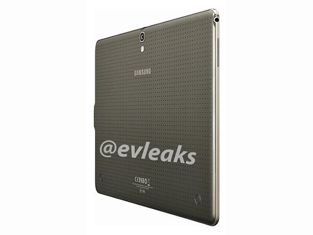 Galaxy Tab S : rendu 5