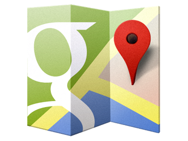 Google Maps sur Android