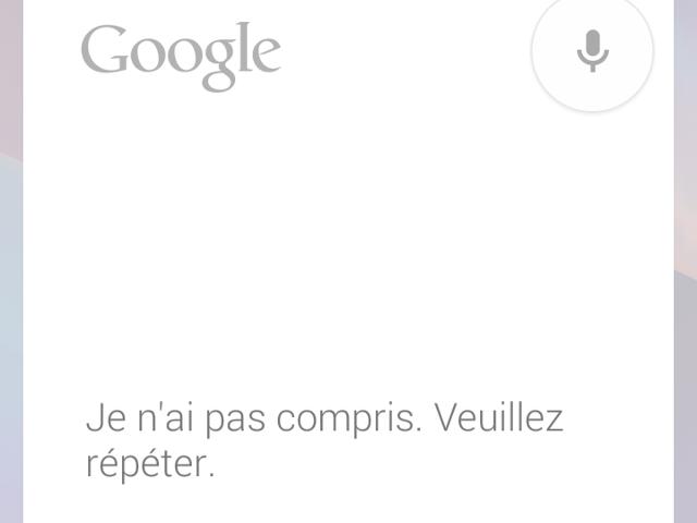 Google Now s'attaque à plusieurs langues en même temps