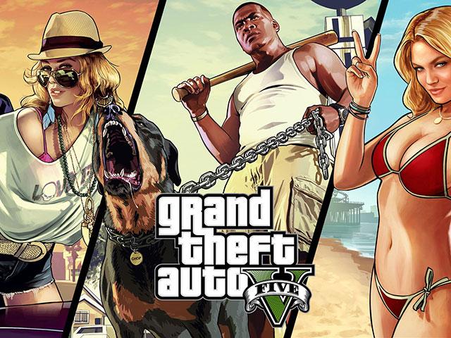 GTA 5 PS4 Xbox One PC