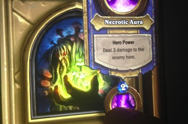 Hearthstone Curse of Naxxramas : image 8