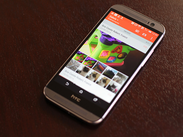 HTC One (2014) : photo 11
