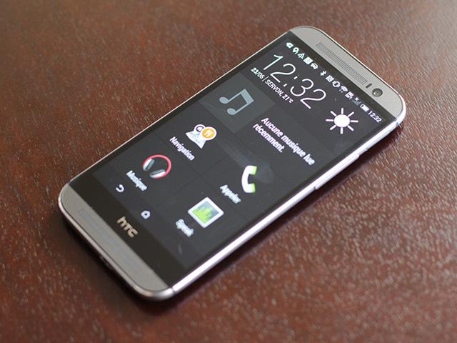 HTC One (2014) : photo 12
