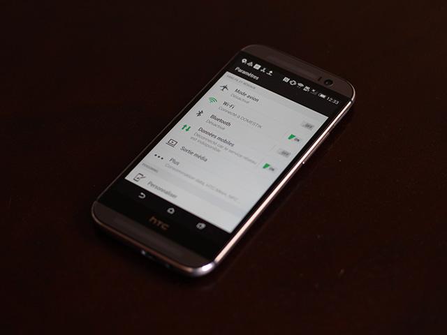 HTC One (2014) : photo 13