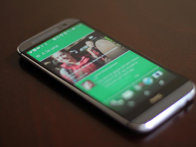 HTC One (2014) : photo 2