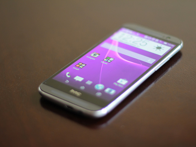 HTC One (2014) : photo 3