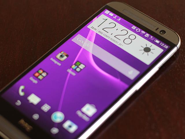 HTC One (2014) : photo 7