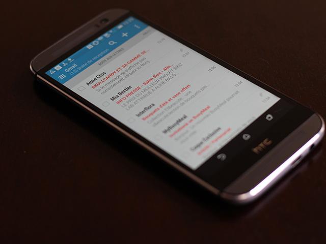 HTC One (2014) : photo 9