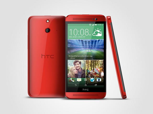 htc one m8, E8, une version plastique du HTC One M8