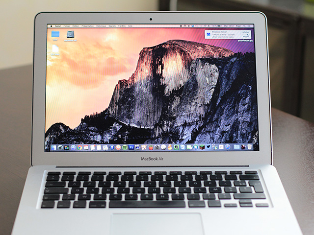 Interface OS X 10.10 : image 1
