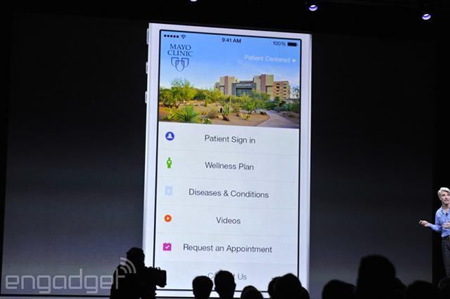 iOS 8 : image 5