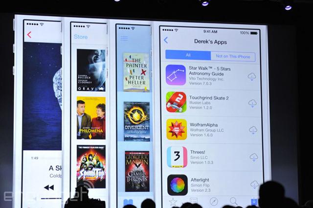 iOS 8 : image 7