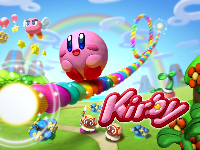 Kirby arrive sur Wii U