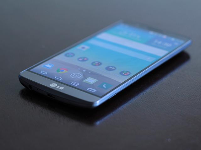 LG G3 : Optimus UI 1