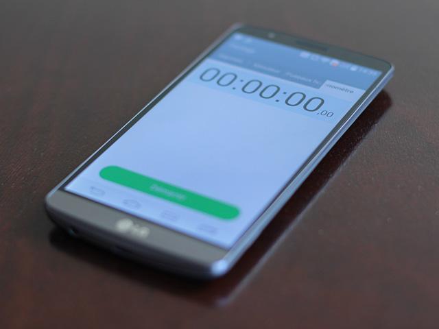 LG G3 : Optimus UI 10