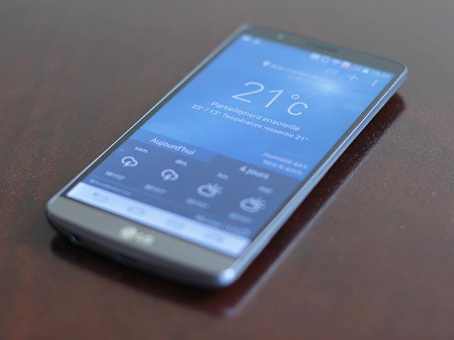 LG G3 : Optimus UI 7