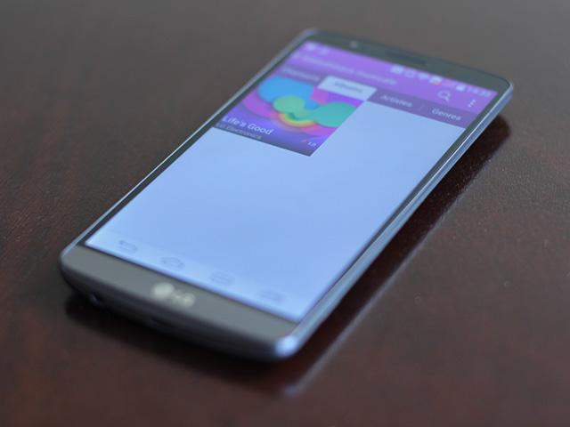 LG G3 : Optimus UI 8