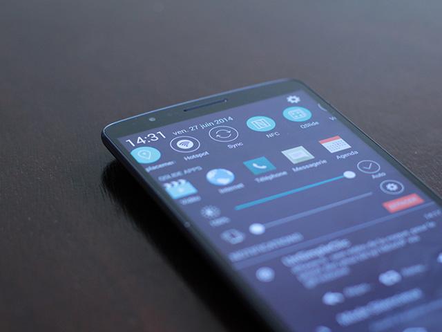 LG G3 : Optimus UI 2