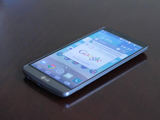 LG G3 : Optimus UI 4