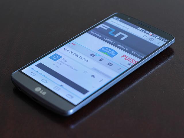 LG G3 : Optimus UI 3