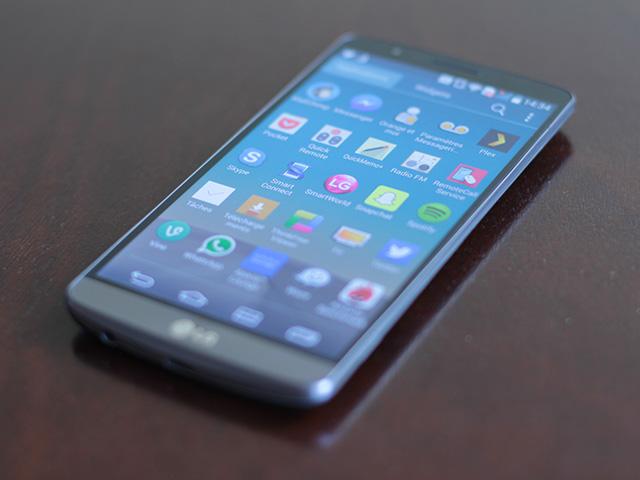 LG G3 : Optimus UI 14