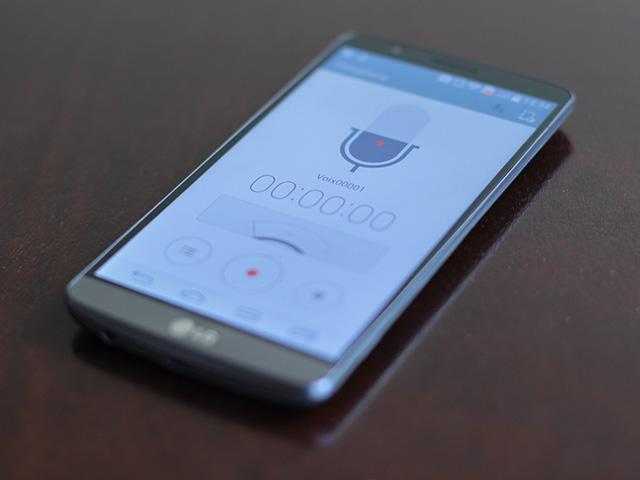 LG G3 : Optimus UI 12