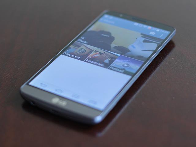 LG G3 : Optimus UI 13
