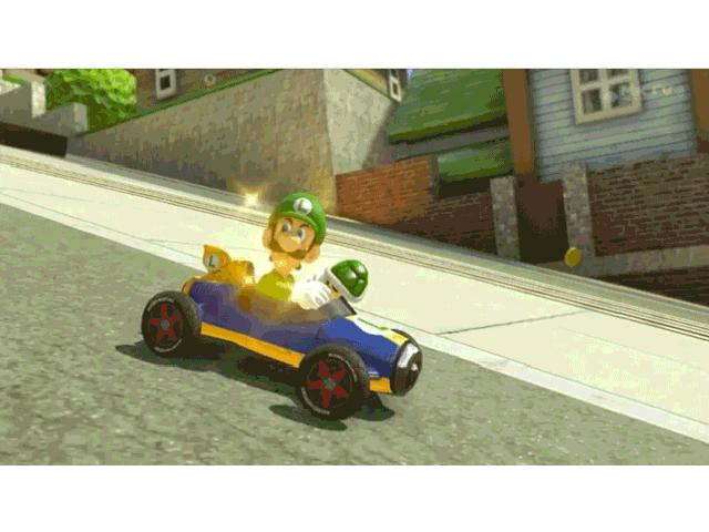 Luigi et son regard de la mort