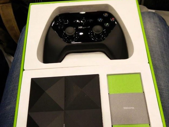 Manette Android TV Titre