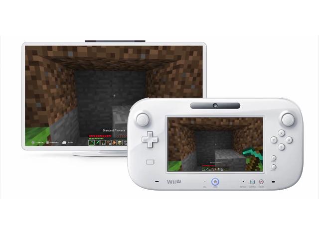 Minecraft devrait débarquer sur Wii U et 3DS !