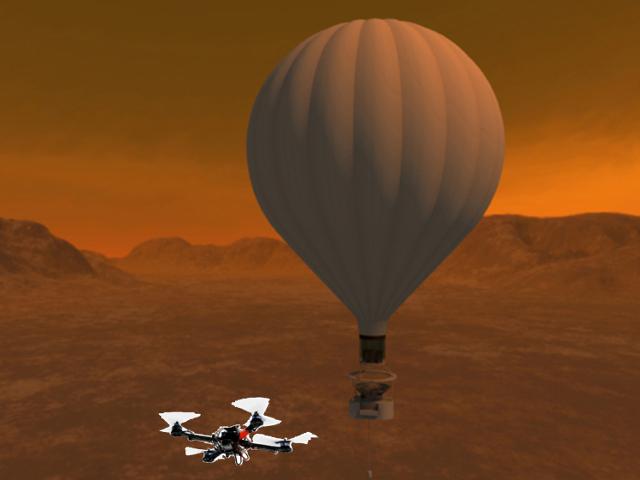 La NASA veut envoyer un drone sur Titan