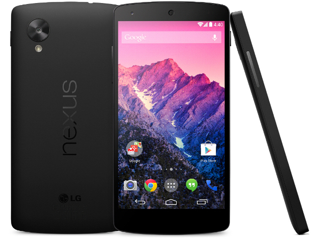 Plus de Nexus par LG