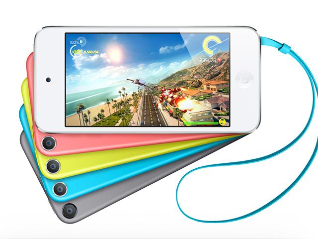 Nouveaux iPod Touch 5G