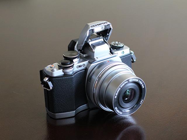 Olympus OM-D E-M10 - image 5