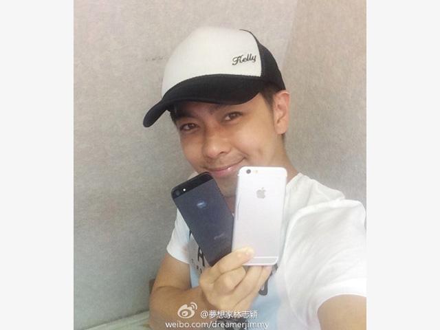 Photo iPhone 6 Weibo : image 1