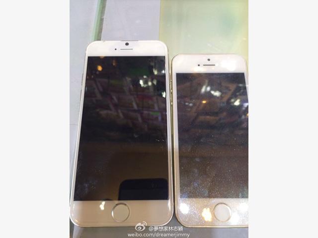 Photo iPhone 6 Weibo : image 2