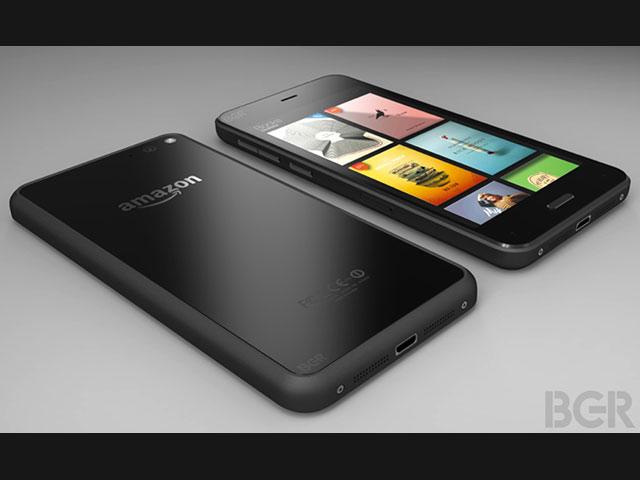 Rendu Kindle Phone Amazon