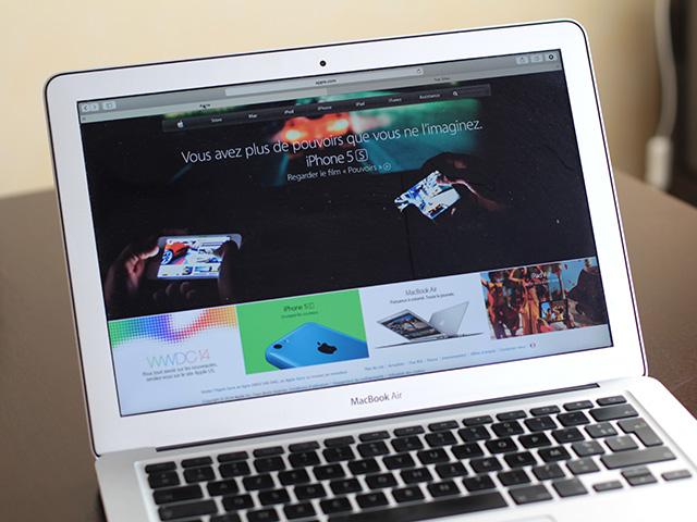 Safari OS X 10.10