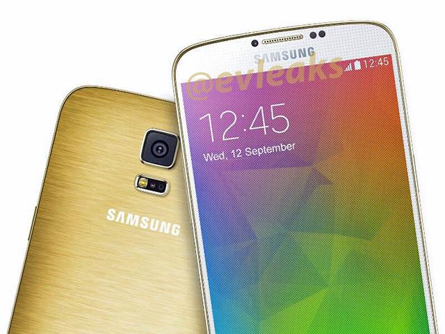 Rendu Samsung Galaxy F