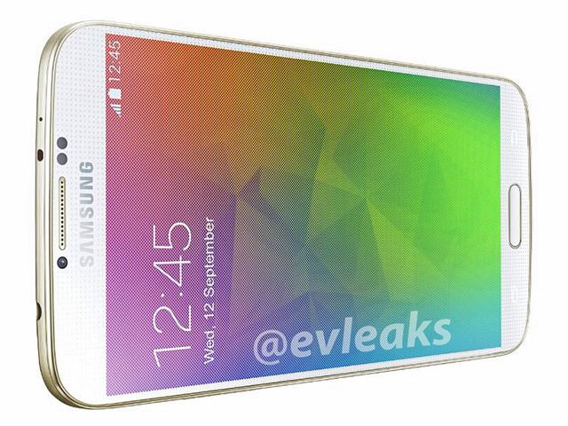 Samsung Galaxy F Rendu