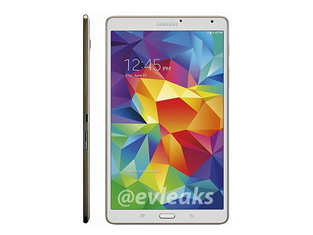 Samsung Galaxy Tab S 8.4 : image 1