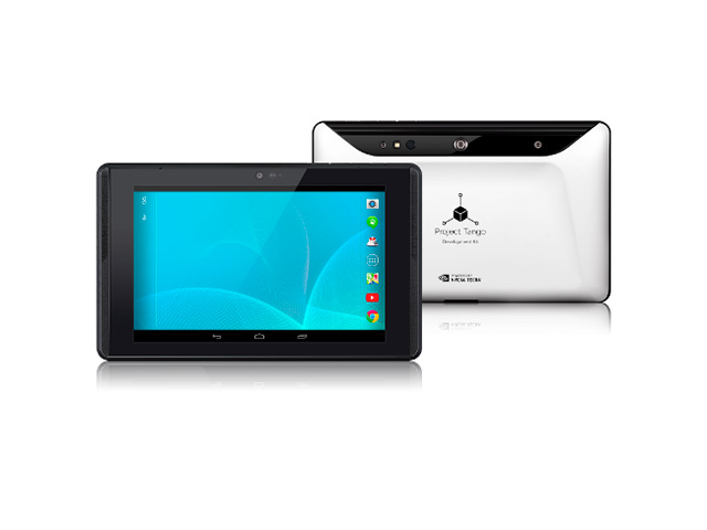 Tablette Project Tango