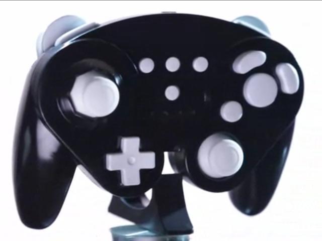 WaveDash, une nouvelle manette GameCube pour la Wii U